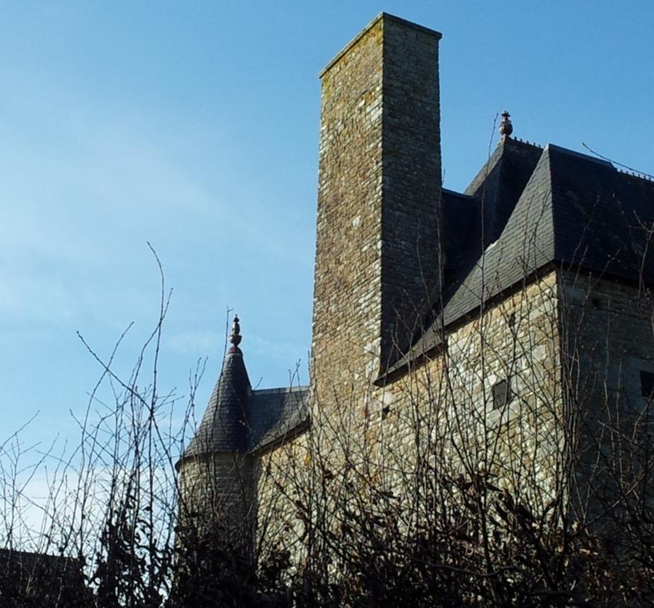 Le Manoir De Bréquigny .