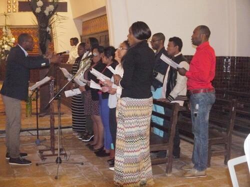 La chorale