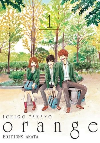Orange - Tome 01 - Ichigo Takano