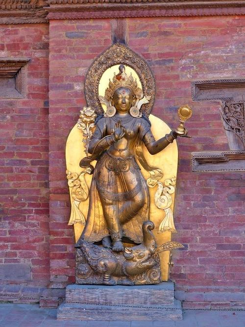 le palais royal de Patan