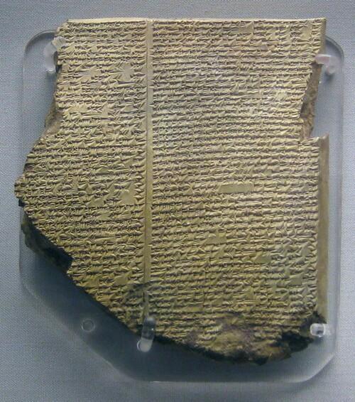 L'épopée de Gilgamesh, conte astrologique