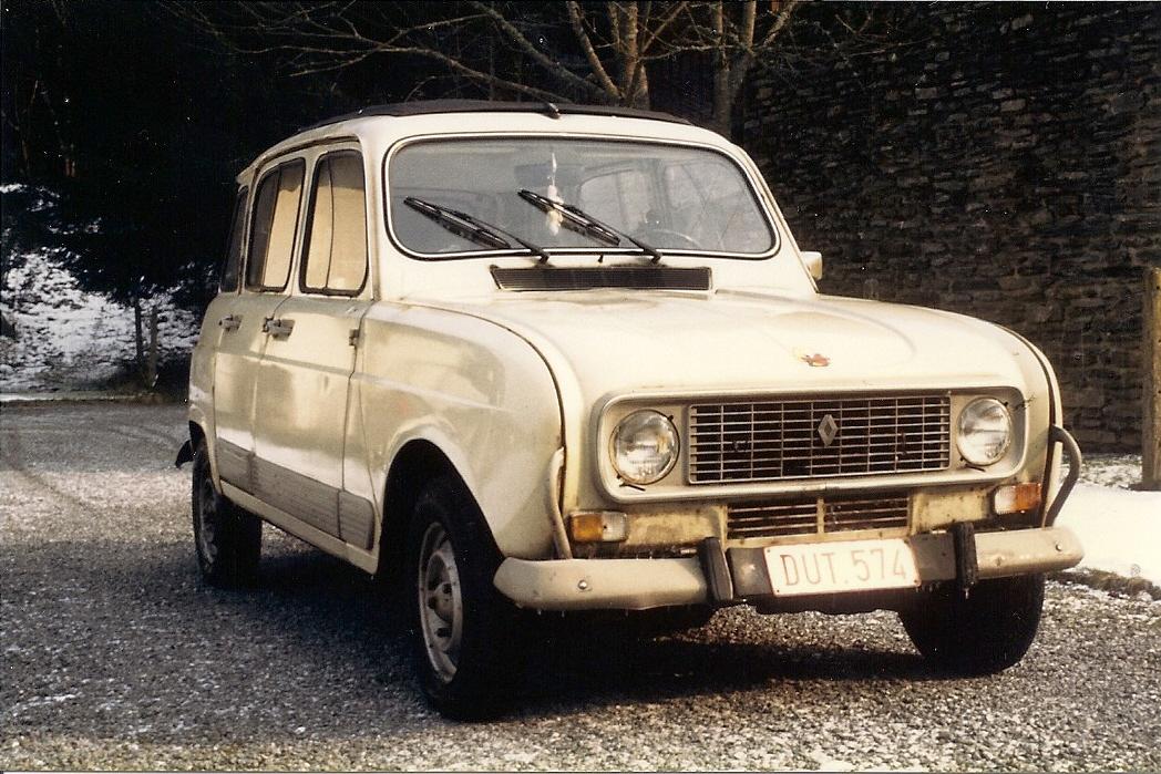 Fin tragique de ma première voiture - Poupon la peste