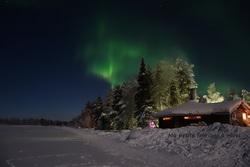 Voyage en Laponie #2: la maison du Père Noël