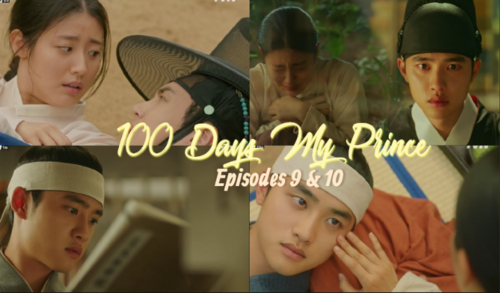 100 Days My Prince ~Episodes 09 &10