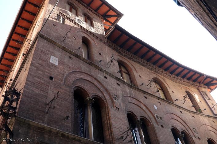 La ville de Sienne