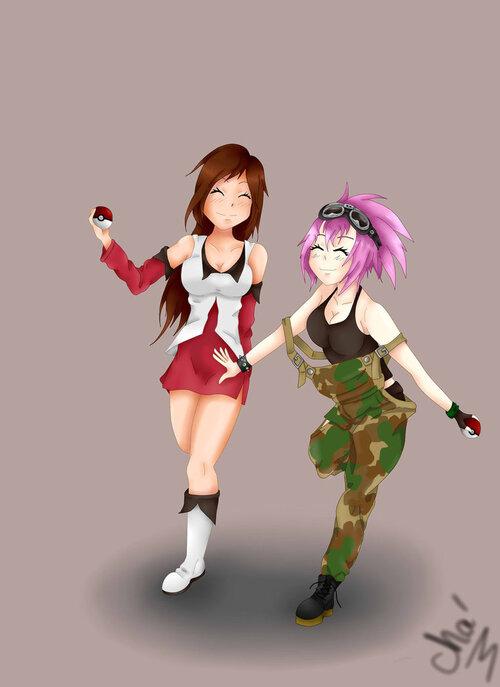 Yuki et Gatou