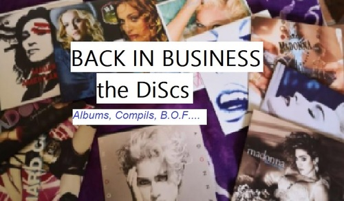 Back in Business - the discs