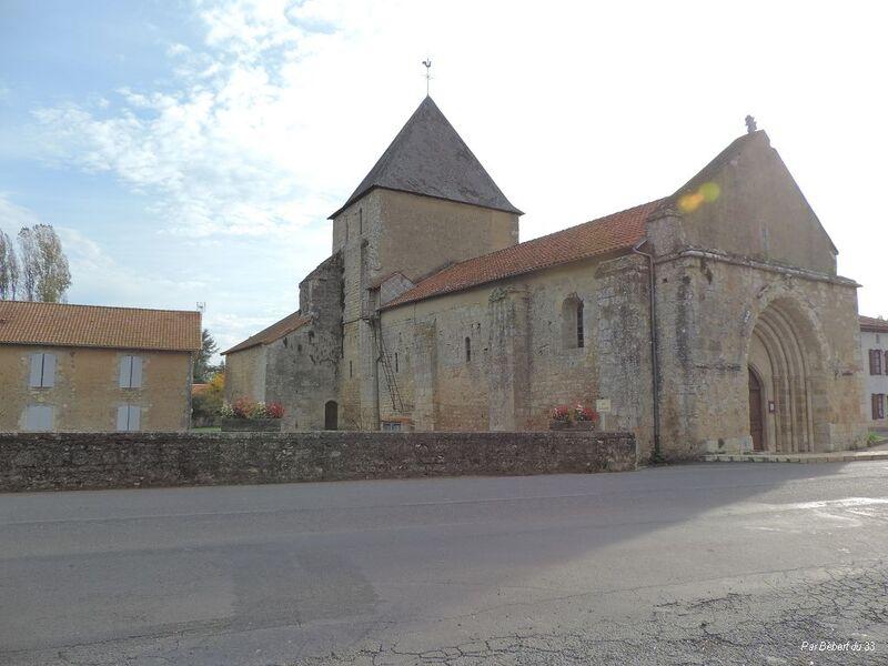 Saint Martin l'Ars dept 86