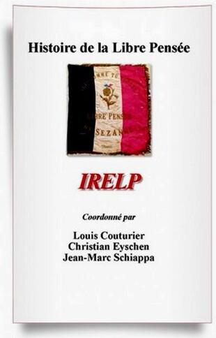 La Libre Pensée reçue par Monsieur le Maire des Mées pour la remise  de l'ouvrage de l'IRELP