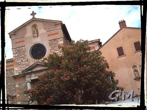 L'église du Bourg, Ste Foy
