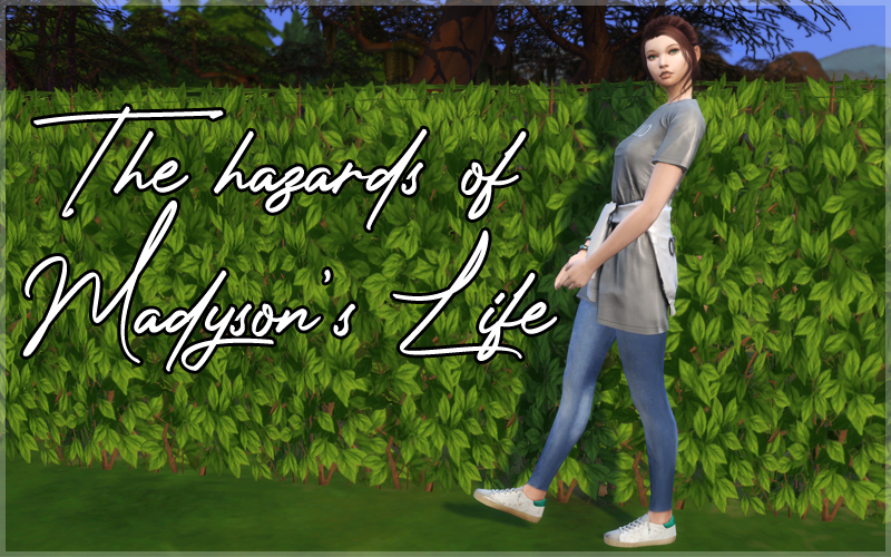 ♦ The hazards of Madyson's life ♦