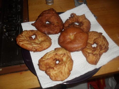 Recette light aujourd'hui...des Donut's^^