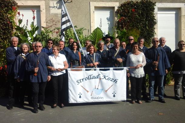 STROLLAD KOZH - Troupe bretonne de bombardes et binious