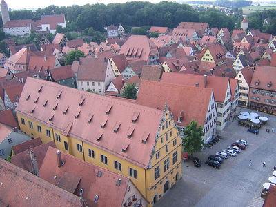 Blog de lisezmoi :Hello! Bienvenue sur mon blog!, L'Allemagne : La Baviere - Dinkelsbühl -