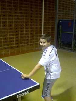 Tennis de Table CM2
