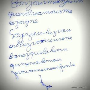 Les énigmes de l'écriture automatique