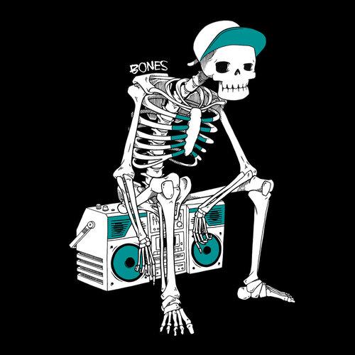 Kno - Bones (2016) [Beats, Instrumental Hip Hop, Beatmaker]