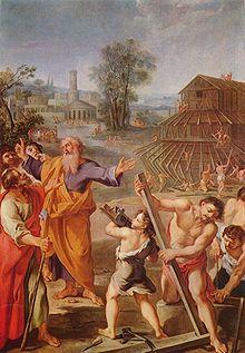 Noé, Patriarche de l'Ancien Testament