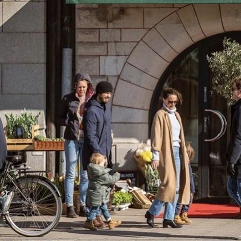CP - Sofia et leurs enfants