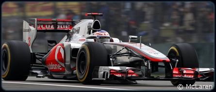 Button a été absent de ce Grand Prix du Canada !