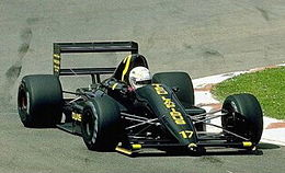 AGS - Ford Cosworth DFR 3.5 V8