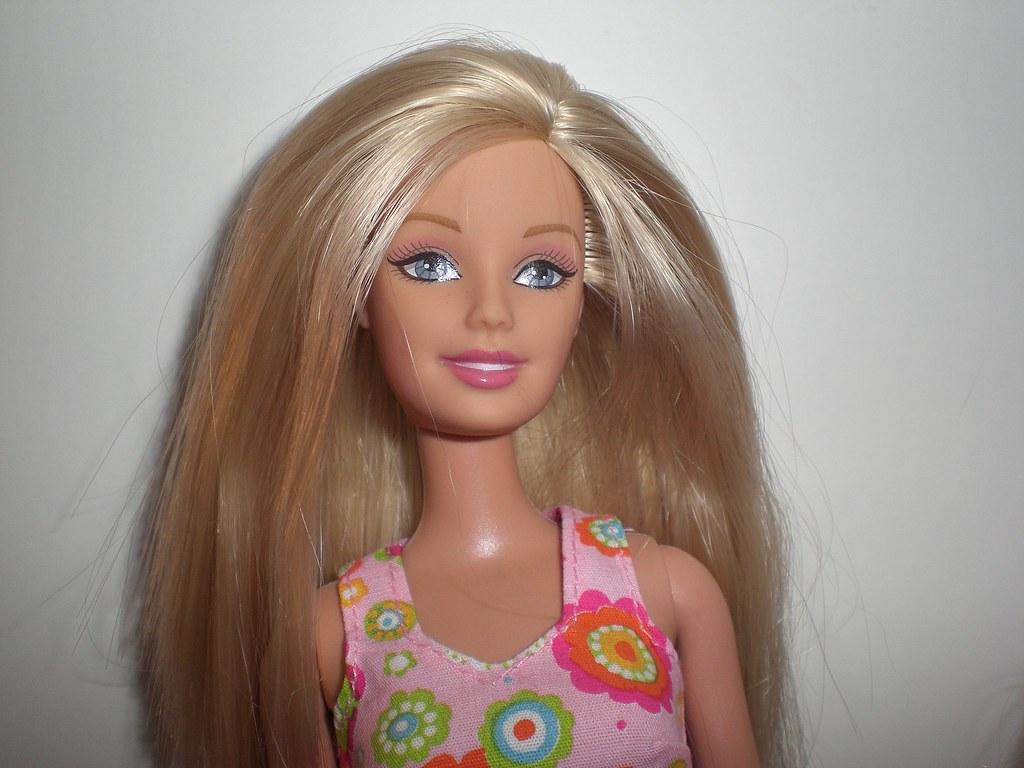 poupée barbie summer chic 2006