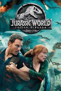 Jurassic World: Fallen Kingdom : Cela fait maintenant trois ans que les dinosaures se sont échappés et ont détruit le parc à thème Jurassic World. Isla Nublar a été abandonnée par les humains alors que les dinosaures survivants sont livrés à eux-mêmes dans la jungle. Lorsque le volcan inactif de l'île commence à rugir, Owen et Claire s'organisent pour sauver les dinosaures restants de l'extinction..  ... ----- ...  Origine : U.S.A.   Réalisation : Juan Antonio Bayona   Durée : 2h08   Acteur(s) : Chris Pratt, Bryce Dallas Howard, Rafe Spall   Genre : Aventure,Science fiction,Action,   Date de sortie : 2018-06-06   Distributeur : Universal Pictures International France   Titre original : Jurassic World: Fallen Kingdom   Critiques Spectateurs : 3.6