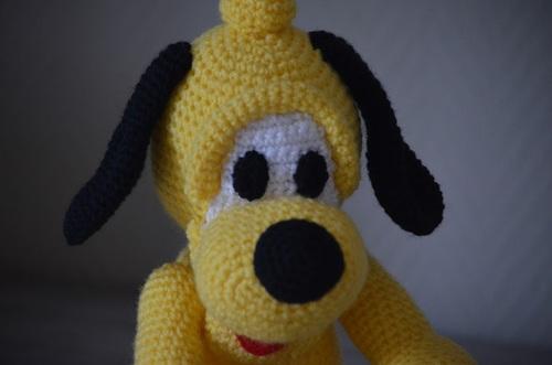 [Tableau d'Honneur] Baby Pluto by Monique