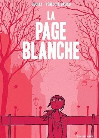 La page blanche - P.Bagieu/Boulet