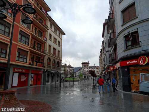 (J8) Gernika / Bilbao 12 avril 2012