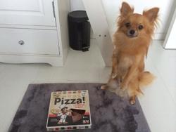 Pizza Tasty & Chewy