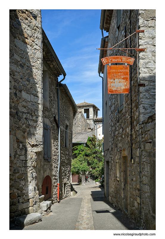 Road Trip II, itinéraire d'un scootard en Ardèche et en Drôme