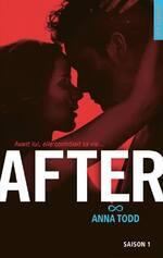 """""""After"""" saison 1 D'Anna Todd."""