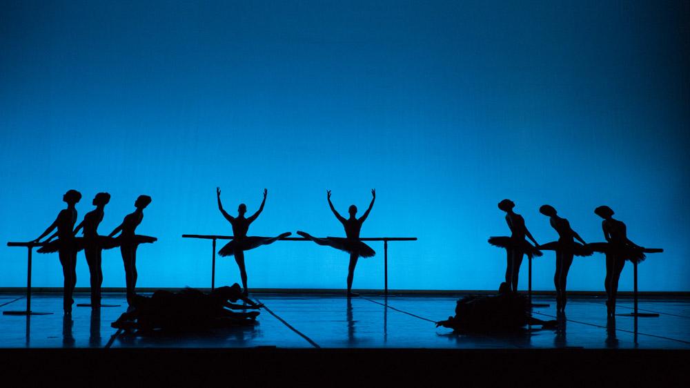 Le Boston Ballet dans Etudes (Lander)