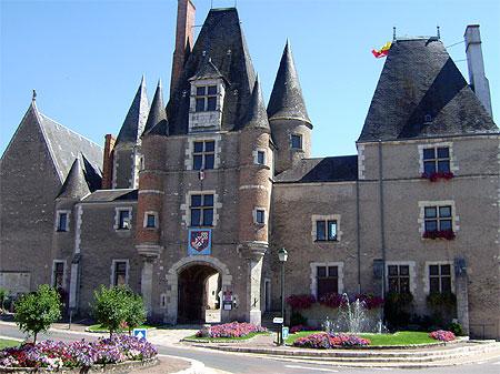 ~~ La Route Jacques-Coeur en Berry ~~  Troisième et quatrième étape.