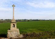 Saint Aubin, le Longeron à l'horizon