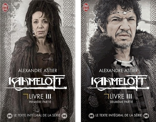 Kaamelott, Scripts, Livre III ; Alexandre Astier