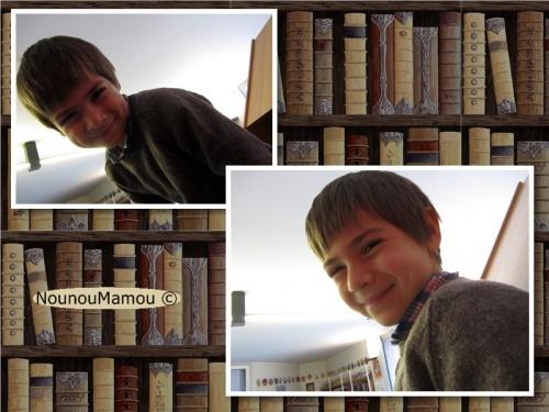 Matinée à la bibliothèque