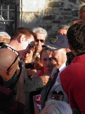 * 22 Aout 2014 : La Ville de LA GARDE a commémoré les combats pour sa Libération