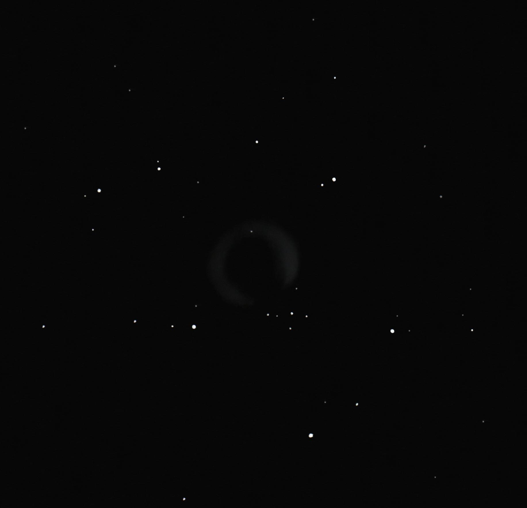Abell 7 planetary nebula