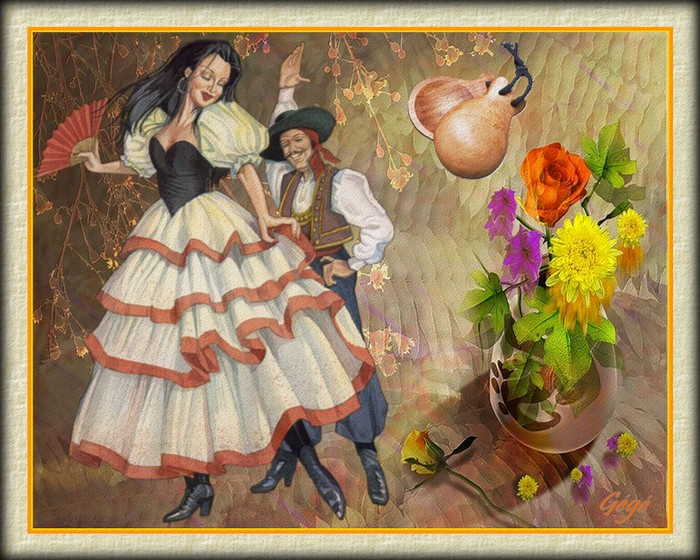 Danse espagnole