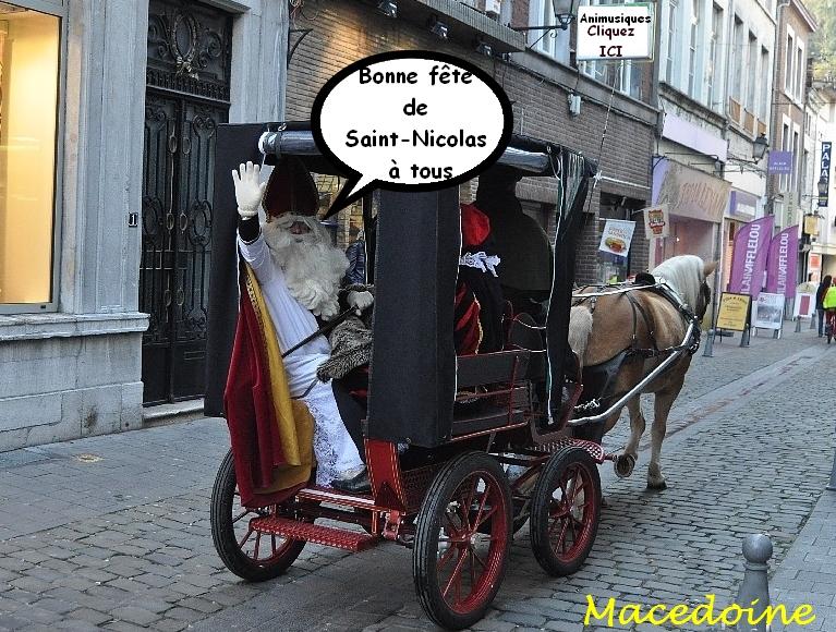 Bonne fête de Saint-Nicolas