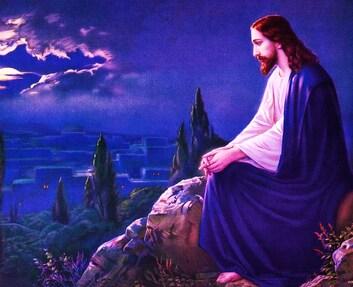 Par l' Amour se vivant en Lui.....