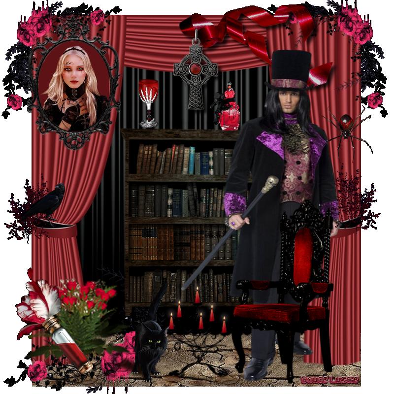 Défi du 5 février Gothique