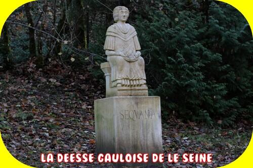 LES SOURCES DE LA SEINE (CÔTE D'OR)