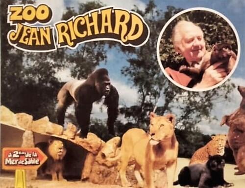 le zoo de Jean  à Ermenonville ( archives David Kimroza)