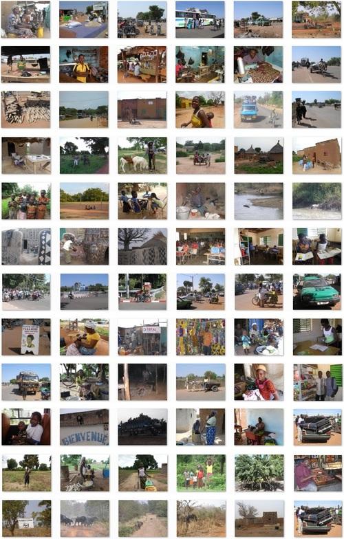 Correspondance scolaire avec l'école de Sayaro (Commune de Sapouy, Burkina Faso)