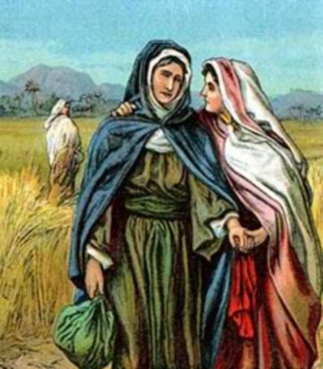 L'enseignement du livre de Ruth  par Josette  KELLER-EVRARD