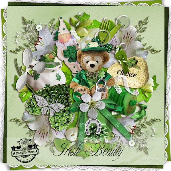 Irisch Beauty