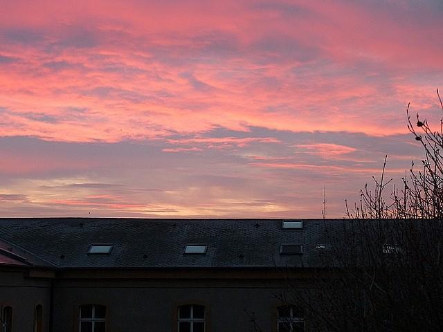 Ciel d'hiver à Metz - 2 Marc de Metz 2012